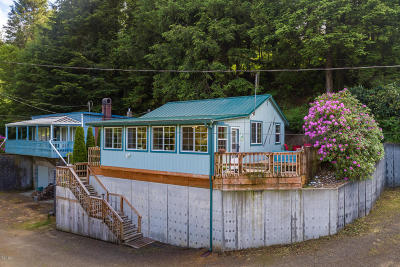 Pacific City Single Family Home For Sale: 35020 Resort Drive