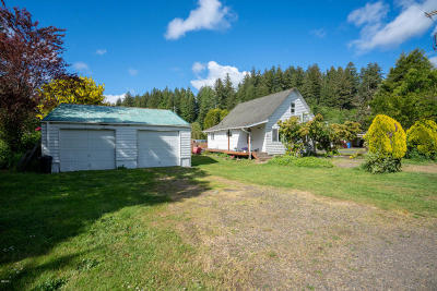 Siletz Single Family Home For Sale: 394 SE Egbert Ave