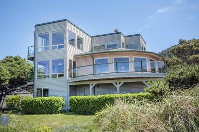 Yachats Single Family Home For Sale: 551 Lemwick Ln