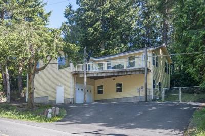 Depoe Bay Single Family Home For Sale: 15 SE Ainslee Ave