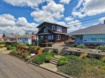 Newport Single Family Home For Sale: 47 SW Hurbert St.