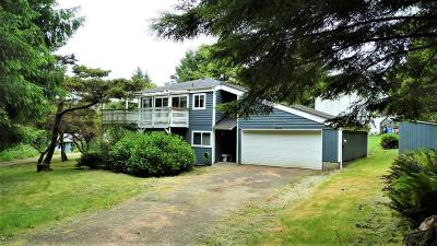Yachats OR Single Family Home Sale Pending: $209,900