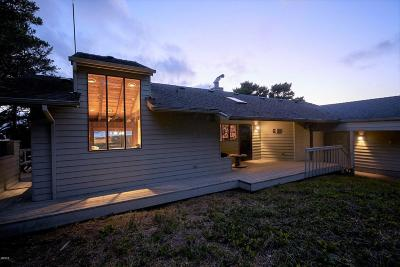 Neskowin Single Family Home For Sale: 46160 Hawk St