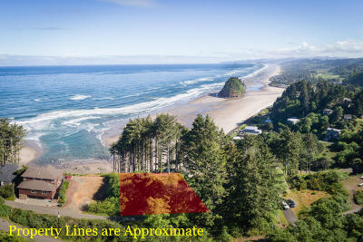Neskowin Residential Lots & Land For Sale: TL 1201 South Beach Road