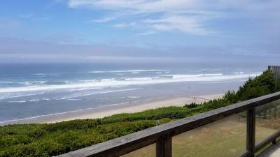 Depoe Bay, Gleneden Beach, Lincoln City, Otter Rock Condo/Townhouse For Sale: 2335 NW Inlet Ave #8
