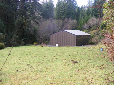 Waldport Single Family Home For Sale: 3988 N Bayview Rd
