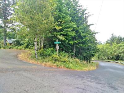 Depoe Bay, Gleneden Beach, Lincoln City, Newport, Otter Rock, Seal Rock, South Beach, Tidewater, Toledo, Waldport, Yachats Residential Lots & Land For Sale: 1005 NW Salal Dr
