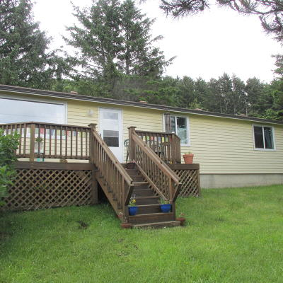 Yachats Single Family Home For Sale: 104 Springhill Road