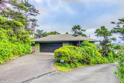 Gleneden Beach Single Family Home For Sale: 17 Ocean Crest Rd
