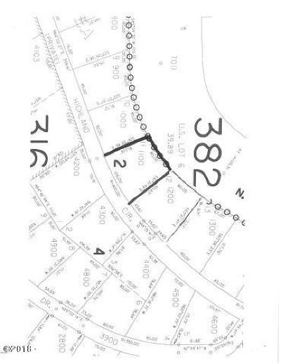 Depoe Bay, Gleneden Beach, Lincoln City, Newport, Otter Rock, Seal Rock, South Beach, Tidewater, Toledo, Waldport, Yachats Residential Lots & Land For Sale: 820 NW Highland Cir