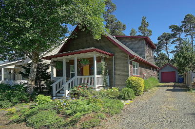 Depoe Bay OR Single Family Home Sold: $414,000