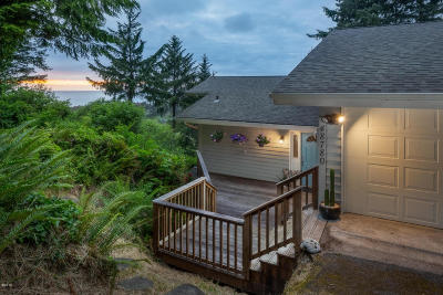 Neskowin Single Family Home For Sale: 48780 North Lane