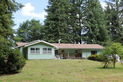 Newport Single Family Home For Sale: 3066 Hwy 20