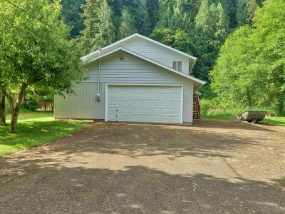 Tidewater Single Family Home For Sale: 8810 E Alsea Hwy