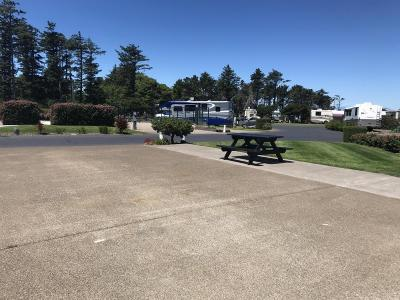 Depoe Bay, Gleneden Beach, Lincoln City, Newport, Otter Rock, Seal Rock, South Beach, Tidewater, Toledo, Waldport, Yachats Residential Lots & Land For Sale: 6225 N Coast Hwy Lot 104