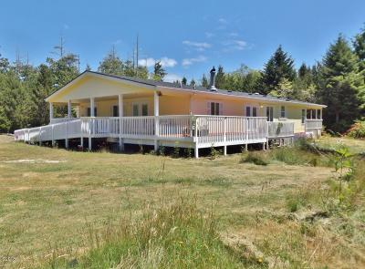 Seal Rock Mobile/Manufactured For Sale: 5875 NW Fox Creek Way