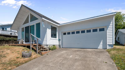 Pacific City Single Family Home For Sale: 35545 Lower Loop Rd