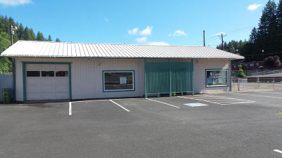 Toledo Commercial For Sale: 727 NW A St