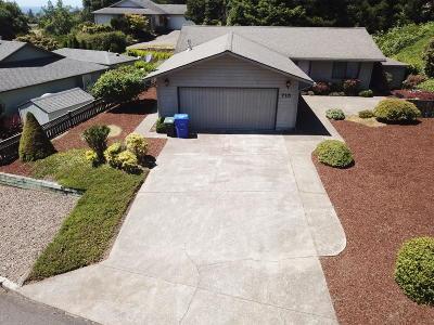 Newport Single Family Home For Sale: 715 NE Jeffries Pl