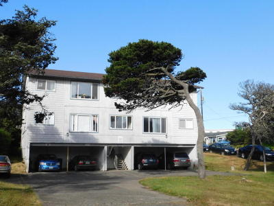 Newport Multi Family Home For Sale: 410 SW Surf St #1-4