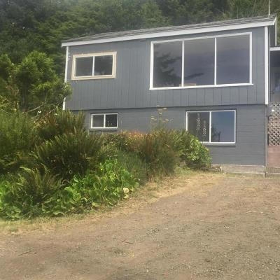 Yachats Single Family Home For Sale: 1754 Highway 101