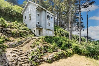 Neskowin Single Family Home For Sale: 49325 Nescove Dr