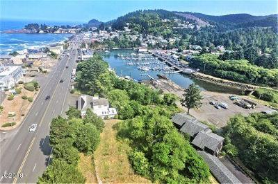 Depoe Bay Condo/Townhouse For Sale: 425 SE Shell Unit 5