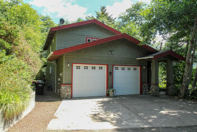 Yachats Single Family Home For Sale: 455 Radar Rd