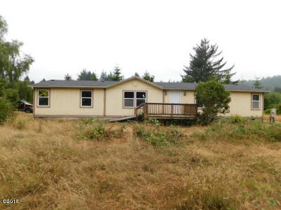 Waldport Mobile/Manufactured For Sale: 730 SE Kira Ln