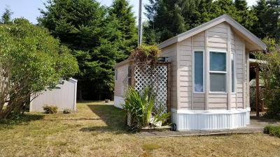 Lincoln City Mobile/Manufactured For Sale: 532 SE Reef Ave