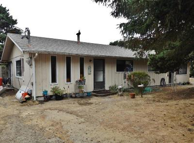 Waldport Multi Family Home For Sale: 1904/1906 NW Hilton Dr.