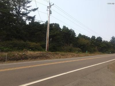 Depoe Bay, Gleneden Beach, Lincoln City, Newport, Otter Rock, Seal Rock, South Beach, Tidewater, Toledo, Waldport, Yachats Residential Lots & Land For Sale: TL 2200 NW Pacific Coast Hwy