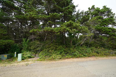 Depoe Bay, Gleneden Beach, Lincoln City, Newport, Otter Rock, Seal Rock, South Beach, Tidewater, Toledo, Waldport, Yachats Residential Lots & Land For Sale: TL2700 NW Sunahama Hwy