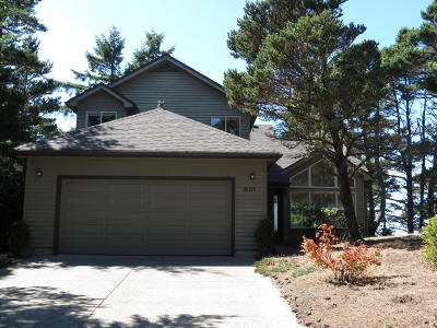 Waldport Single Family Home For Sale: 1446 NW Fircrest Way