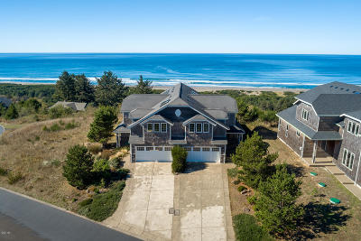 Neskowin Single Family Home For Sale: 45050 Proposal Point Dr