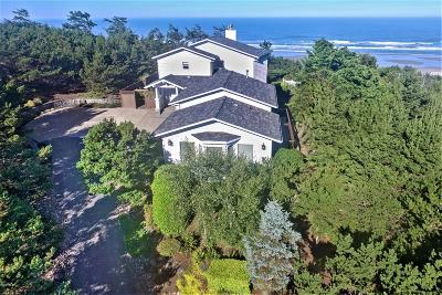 Newport Single Family Home For Sale: 437 NW 19th St