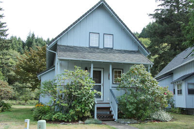 Yachats Single Family Home For Sale: 368 Combs Cir