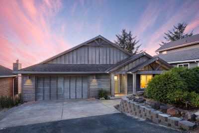 Pacific City Single Family Home For Sale: 6300 Nestucca Ridge Rd.