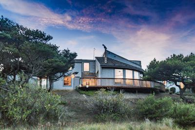 Gleneden Beach Single Family Home Active - Bumpable: 294 Salishan Dr