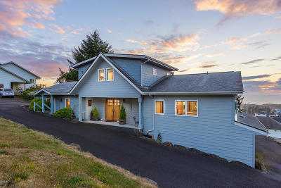 Pacific City Single Family Home For Sale: 35425 High Rd