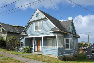 Newport Single Family Home For Sale: 16 SW High St