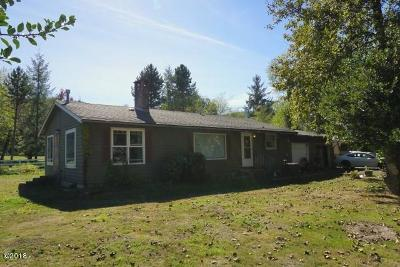 Otis Single Family Home For Sale: 4124 Salmon River Hwy