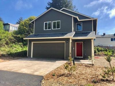 Lincoln City Single Family Home For Sale: 1752 NE 20th Street