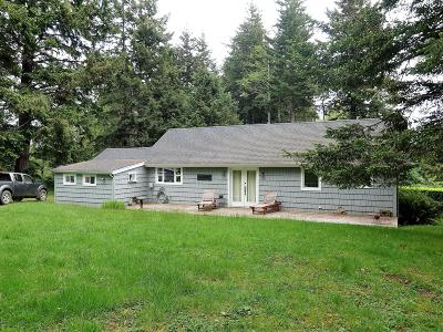 Single Family Home For Sale: 4176 N Clancy Rd