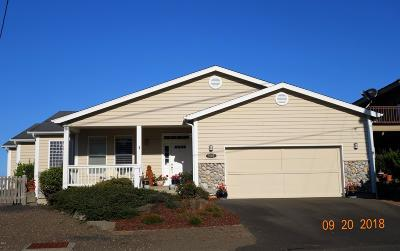 Lincoln City Single Family Home For Sale: 5965 El Mar