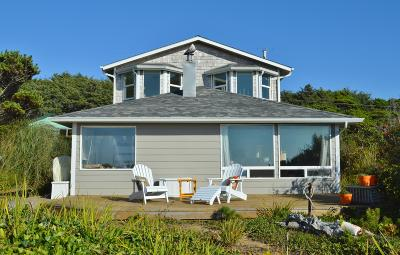 Yachats Single Family Home For Sale: 7509 NW Finisterre Ave