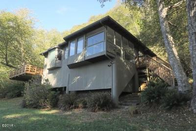 Single Family Home Sold: 2160 Old Ranch Road