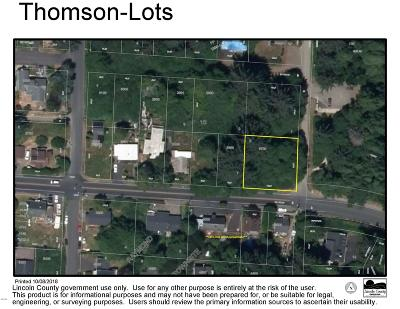 Lincoln City Residential Lots & Land For Sale: 1400 Blk NE Port Avenue