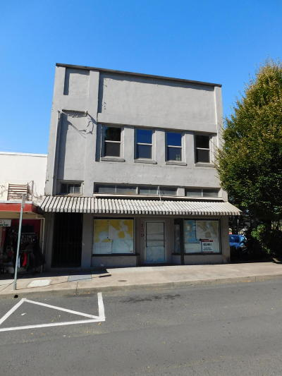 Toledo Commercial For Sale: 139 S Main St
