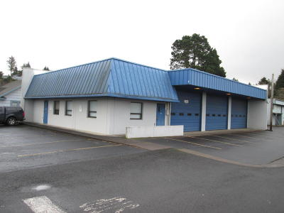 Waldport Commercial For Sale: 105 SW Strawberry